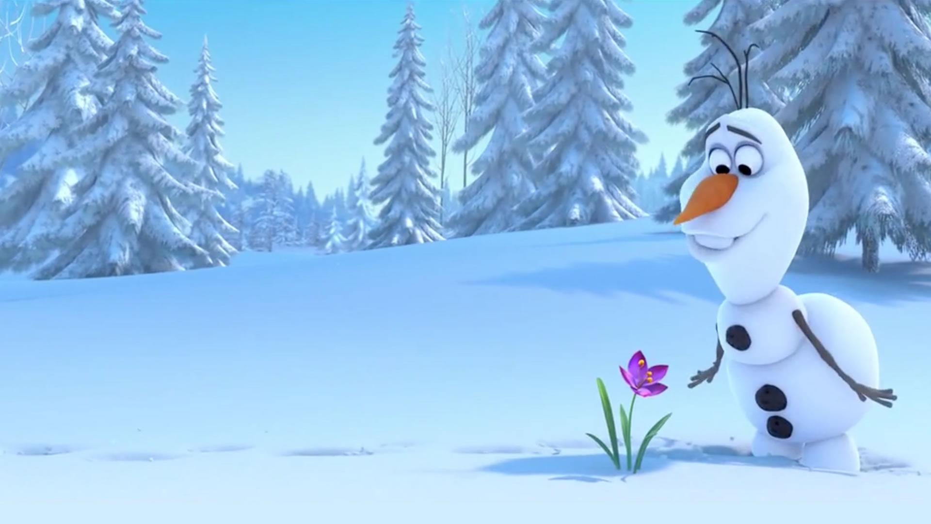 leuk voor olaf de sneeuwman frozen