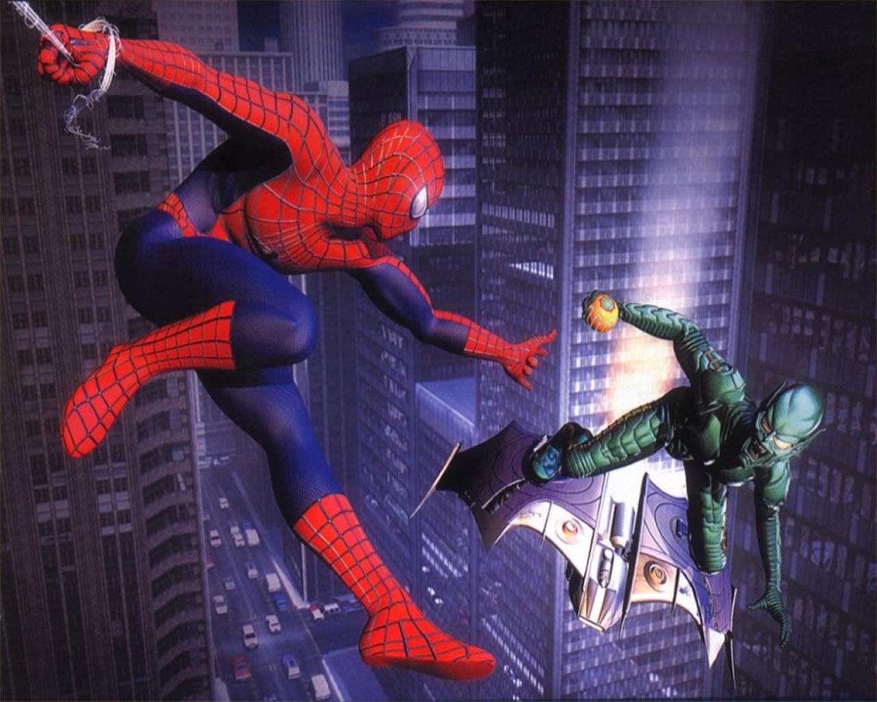 Spiderman Kleurplaten Superhelden Kleurplaten Animaatjes Nl: Spiderman Vs De Troll
