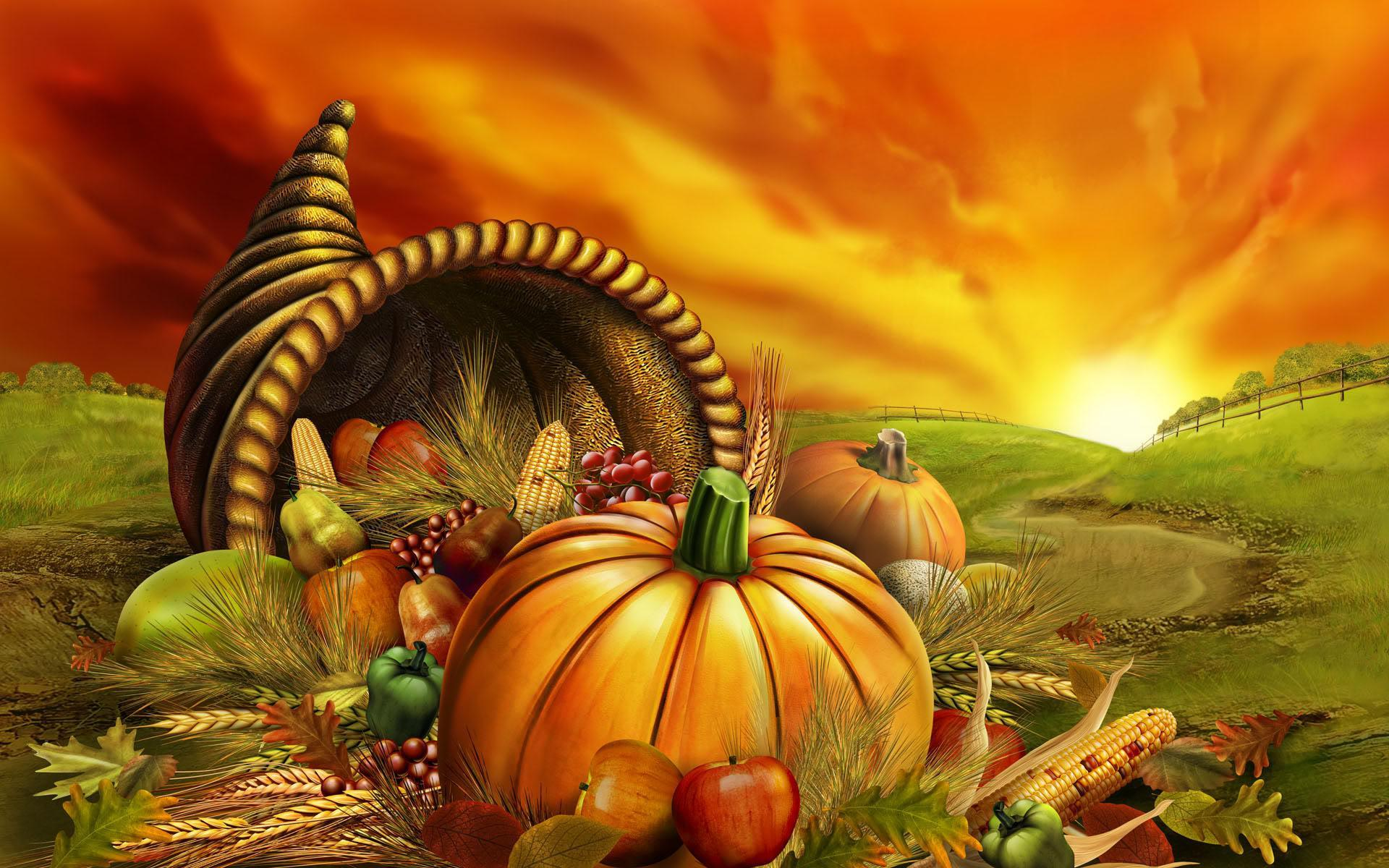 download wallpaper: Thanksgiving wallpaper