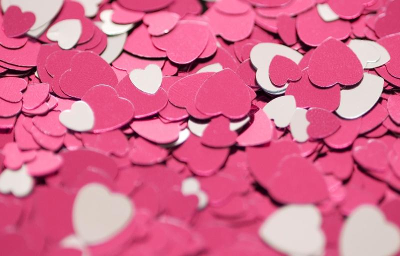 download wallpaper: Valentijnsdag hartjes wallpaper
