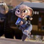 Politie-agente Judy Hopps