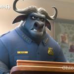 Chief Bogo is een buffel & politiecommissaris van Zootropoli